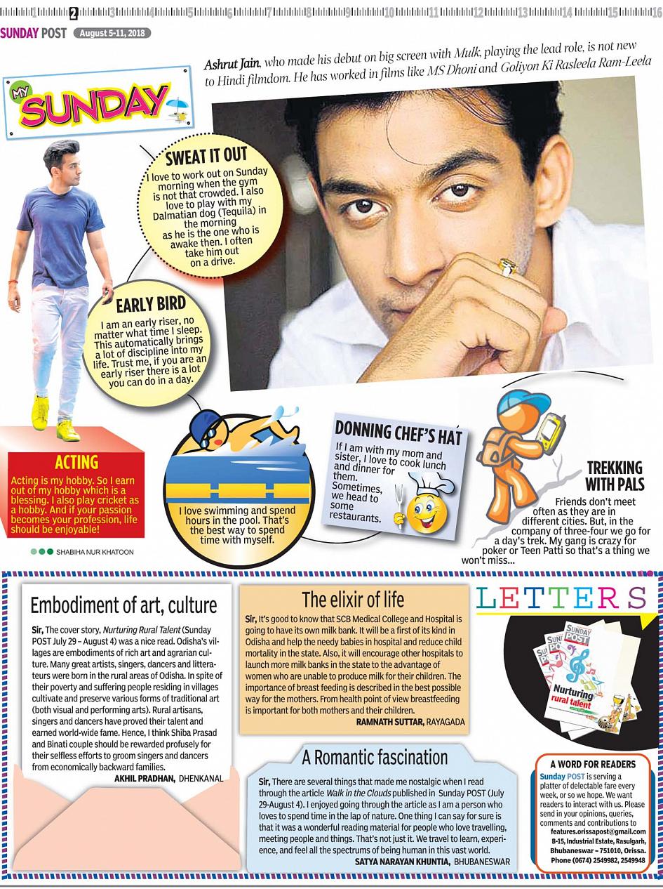 OrissaPost Page: 2 - OrissaPOST Epaper | Online English