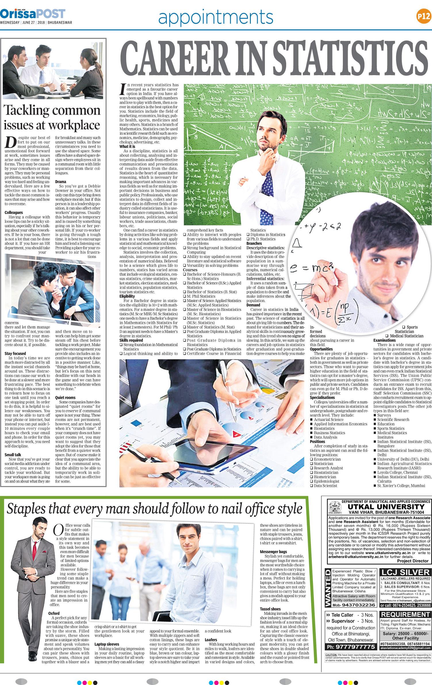 OrissaPost Page: 12 - OrissaPOST Epaper | Online English